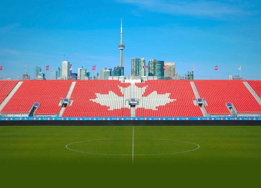 BMO Field, Toronto