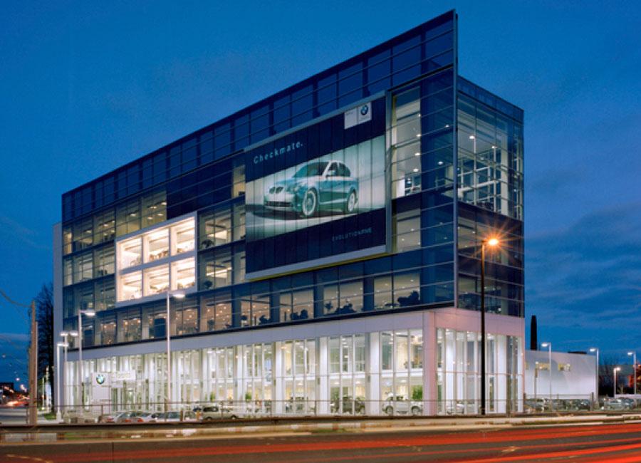 Downtown BMW, Toronto